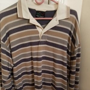 Other - Greg Norman rugby long sleeve shirt